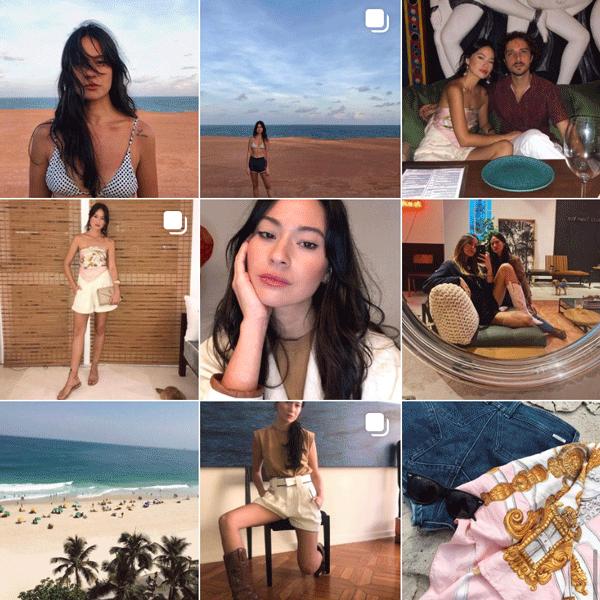 Luciana Hosoi - feed - micro influenciadoras - verão - instagram - https://stealthelook.com.br