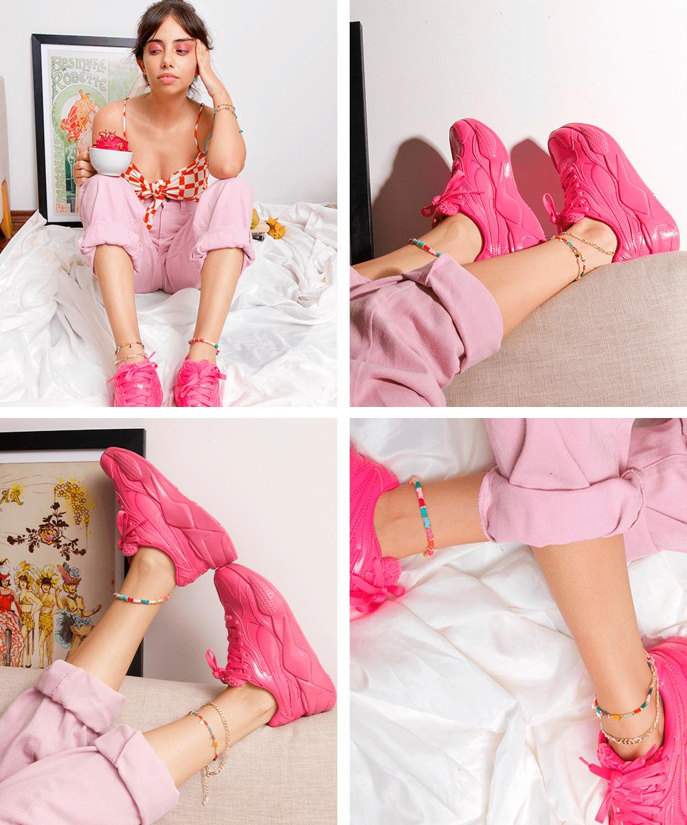Giovana Marçon - acessórios - pulseiras e tornozeleiras - verão - em-casa - https://stealthelook.com.br