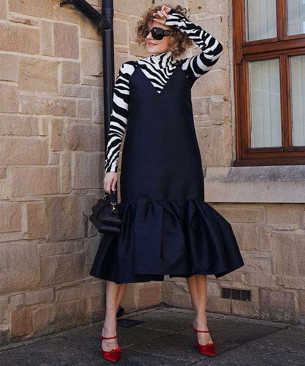 Renia Jaz - vestido preto - vestido preto - verão - street style  - https://stealthelook.com.br