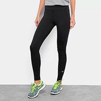 Calça Legging Nike One Tght Feminina - Preto e Branco