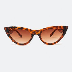 Óculos De Sol Feminino Modelo Gateado