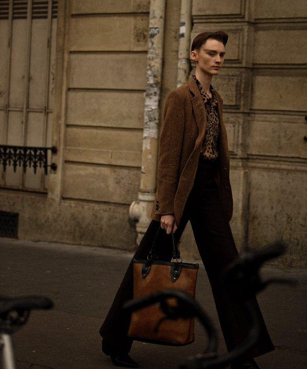 A Lot Of Trouble - semanas de moda internacionais - a lot of trouble - verão - street style - https://stealthelook.com.br