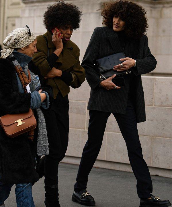 Pré Louis Vuitton Fashion Show, Paris Fashion Week, 2020 - semanas de moda - semana de moda - verão - street style - https://stealthelook.com.br
