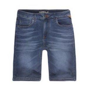 Bermuda Feminina Jeans Trady Stone Med Tamanho 36