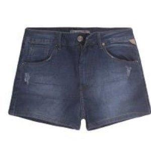 Shorts Feminino Jeans Classic Ston Esc Tamanho 36