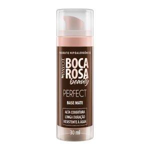 Base Líquida Boca Rosa Matte Hd