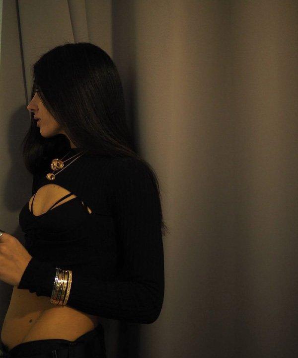 Gilda Ambrosio - tendência sexy - sexy - verão - street style - https://stealthelook.com.br