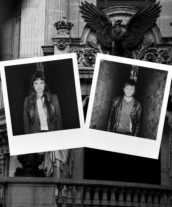Nancy Garcez e Pedro Bert - semanas de moda internacionais - a lot of trouble - verão - street style - https://stealthelook.com.br