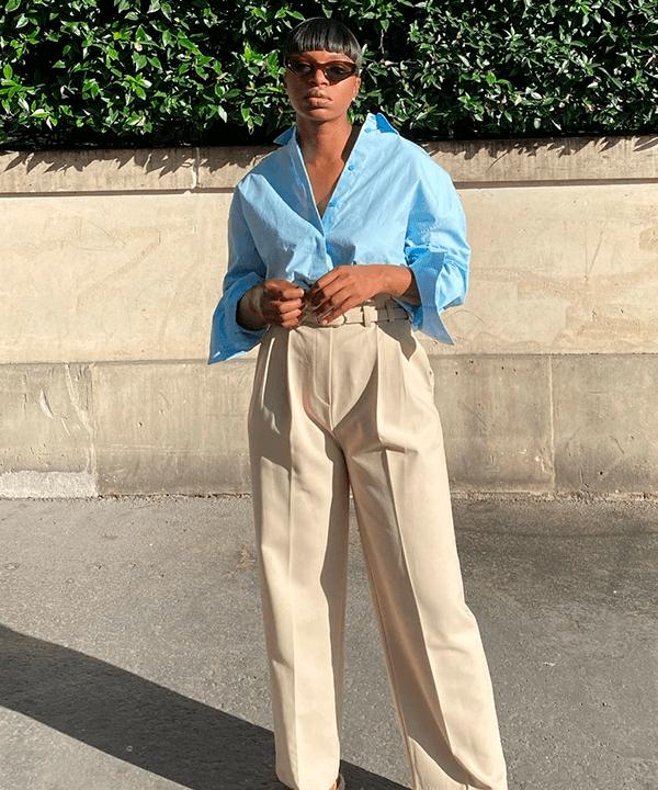 Loïcka Grâce - como usar looks sociais - como usar looks sociais - verão - street style  - https://stealthelook.com.br