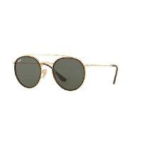 Óculos de Sol Ray-ban Clássico - Dourado