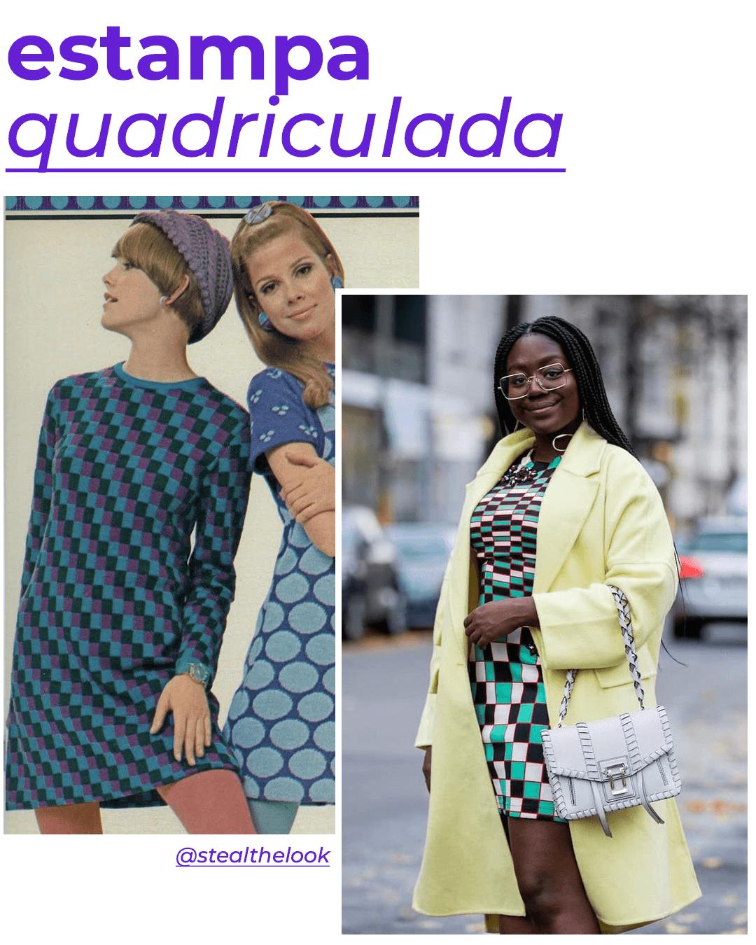 Lois Opoku - moda dos anos 60 - moda anos 60 - verão - street style - https://stealthelook.com.br