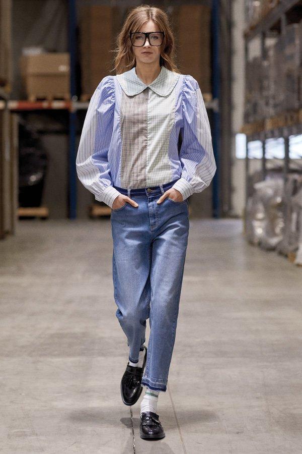 Munthe` - copenhagen fashion week 2021 - semana de moda 2021 - verão - street style - https://stealthelook.com.br