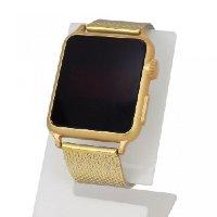 Relógio Orizom Digital em Led Feminino - Dourado