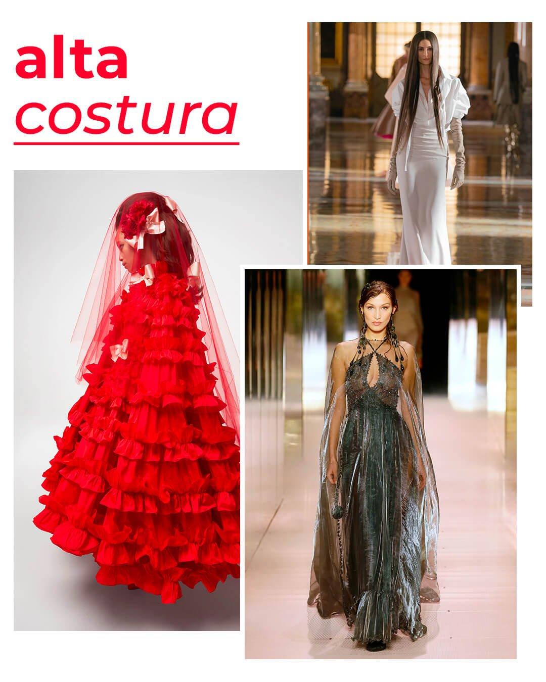 It girls - Alta Costura - Alta Costura - Verão - Runaway - https://stealthelook.com.br