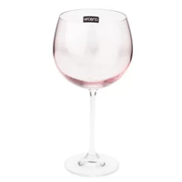 Taça para Vinho Tinto Luster Rosa