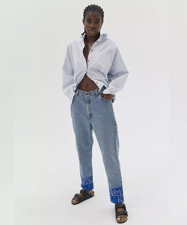 Urban Outfitters - estampa de bandana - bandana - verão - street style - https://stealthelook.com.br