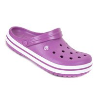 Sandália Crocs Crocband - Violeta