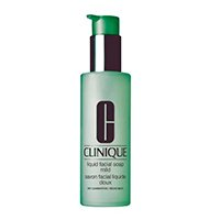 Sabonete Líquido Clinique Liquid Facial Soap Mild - 200ml