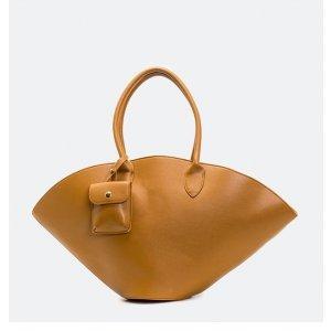 Bolsa Shopper Lisa Satinato
