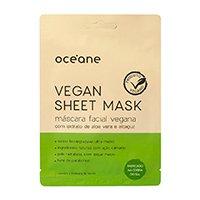 Máscara Facial Océane – Vegan Sheet Mask - 1 Un