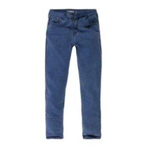Calça Feminina Jeans Cintura Alta Stone Med Tamanho 36