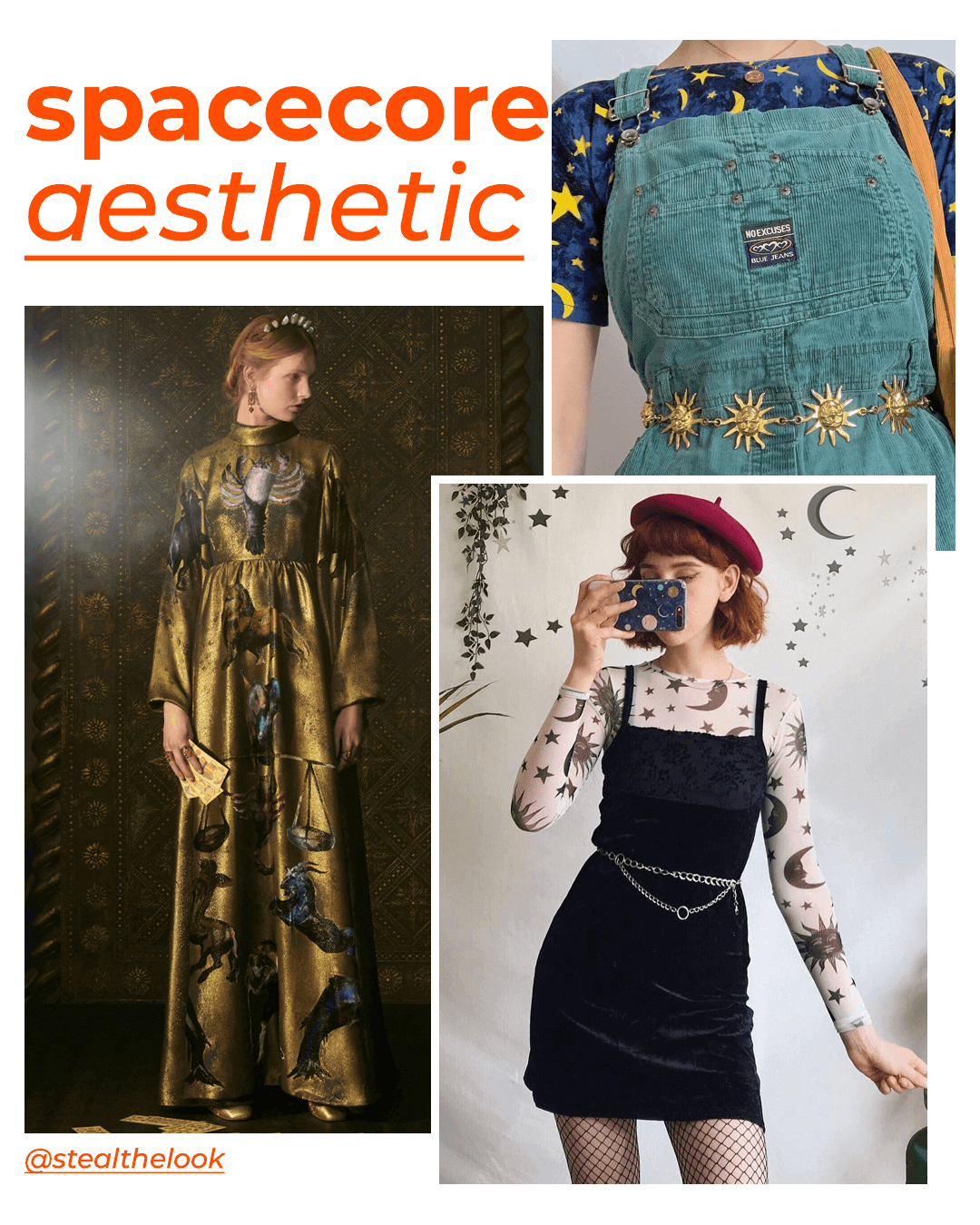 Christian Dior, Liberty Mai - tendências core aesthetic - kidcore cottagecore witchcore  - outono - street style - https://stealthelook.com.br