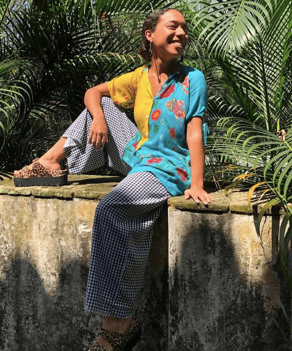 Alexia Munoz - pessoas mais estilosas - farm - outono - street style - https://stealthelook.com.br