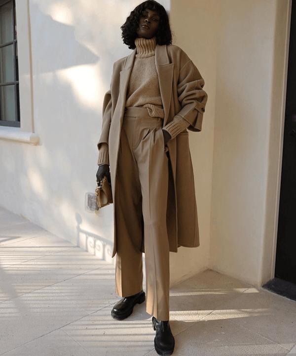Amy Julliette Lefévre - bota tratorada - sapatos - outono - street style - https://stealthelook.com.br