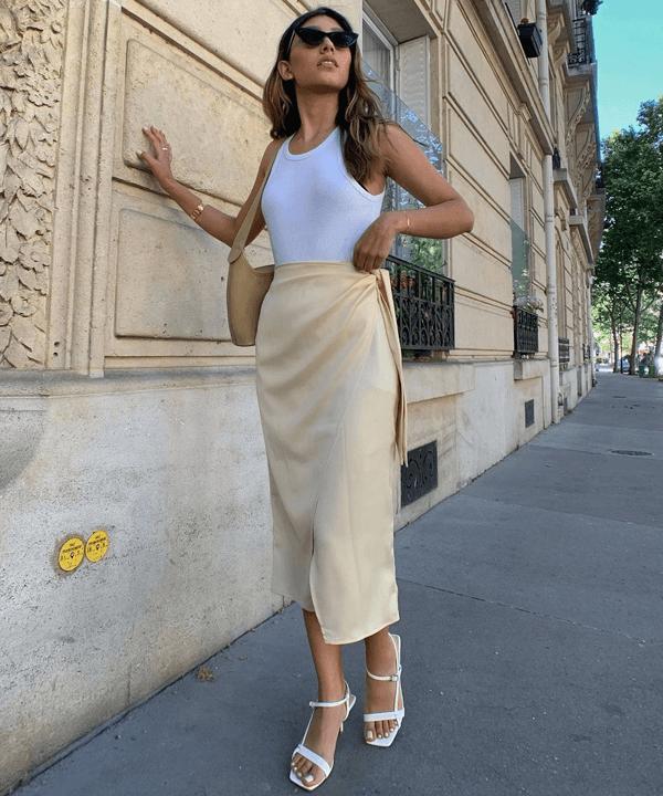 Angela Gonzalez - looks minimalistas - looks básicos - outono - street style - https://stealthelook.com.br