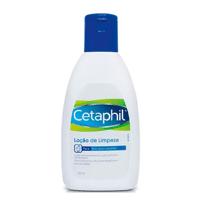 Cetaphil Loção de Limpeza - Limpeza Facial para Peles Secas e Sensíveis - 120ml