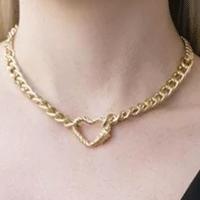Colar Atacado Bijuterias Royal Feminino - Dourado