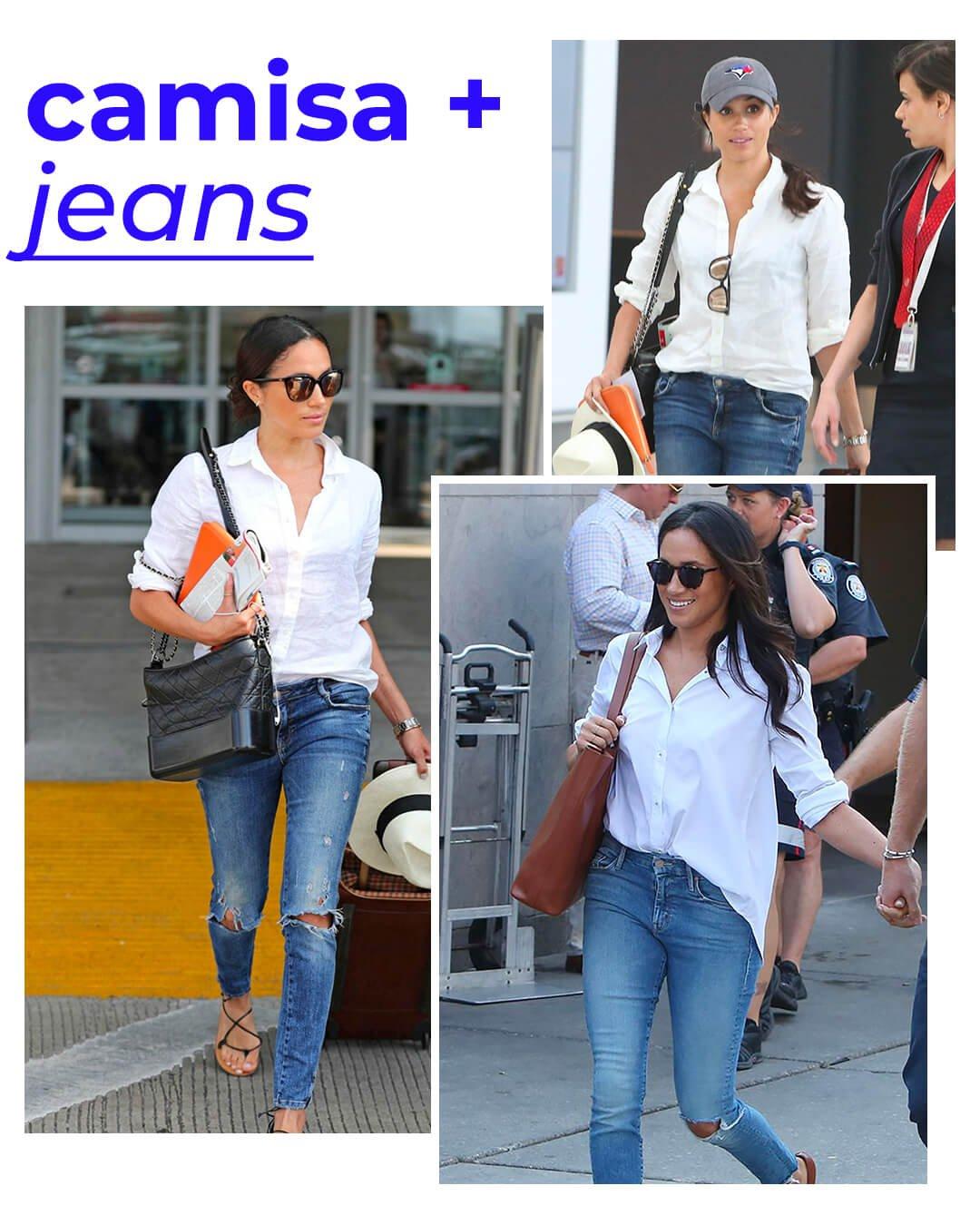 It girls - Camisa - Calça Jeans - Verão - Street Style - https://stealthelook.com.br