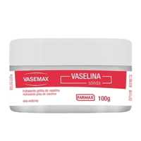 Hidratante Geleia De Vaselina Vasemax