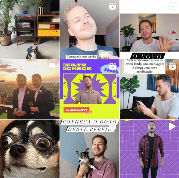 Victor Oliveira - criadores de conteúdo - instagram -              - instagram - https://stealthelook.com.br
