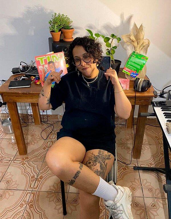 It girls - DJs - DJs - Verão - Em casa - https://stealthelook.com.br