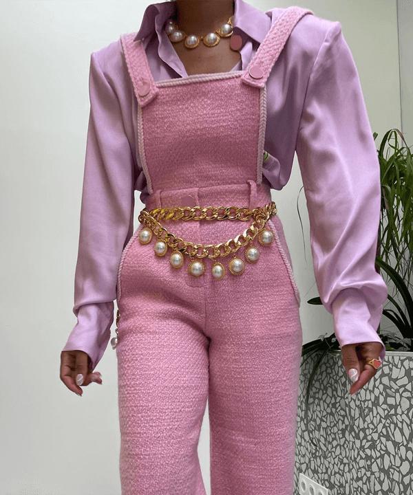Ellie Delphine - tendências dos anos 80 - looks anos 80 - outono - street style - https://stealthelook.com.br