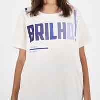 t-shirt desejo brilho