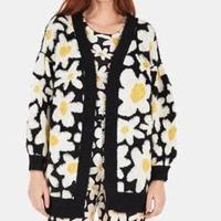 casaco flor