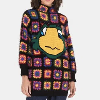 pull crochet ze carioca