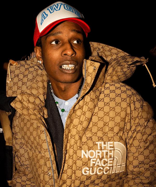 A$AP Rocky - Gucci - história da moda - outono - street style - https://stealthelook.com.br