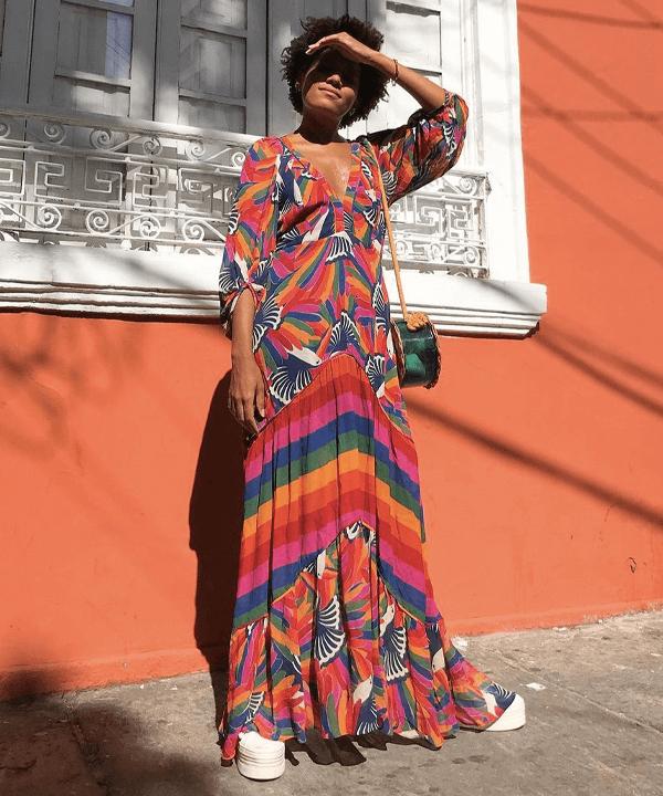 Isabela de Oliveira - pessoas mais estilosas - farm - outono - street style - https://stealthelook.com.br