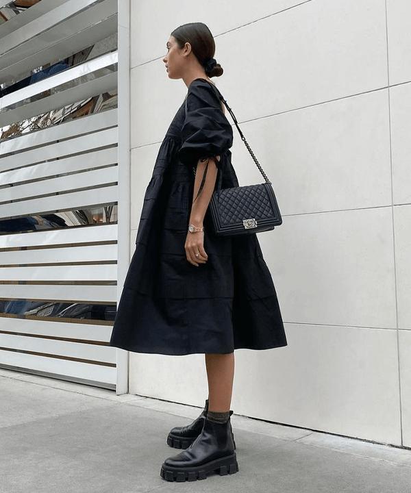 Jaime Dillon - bota tratorada - sapatos - outono - street style - https://stealthelook.com.br