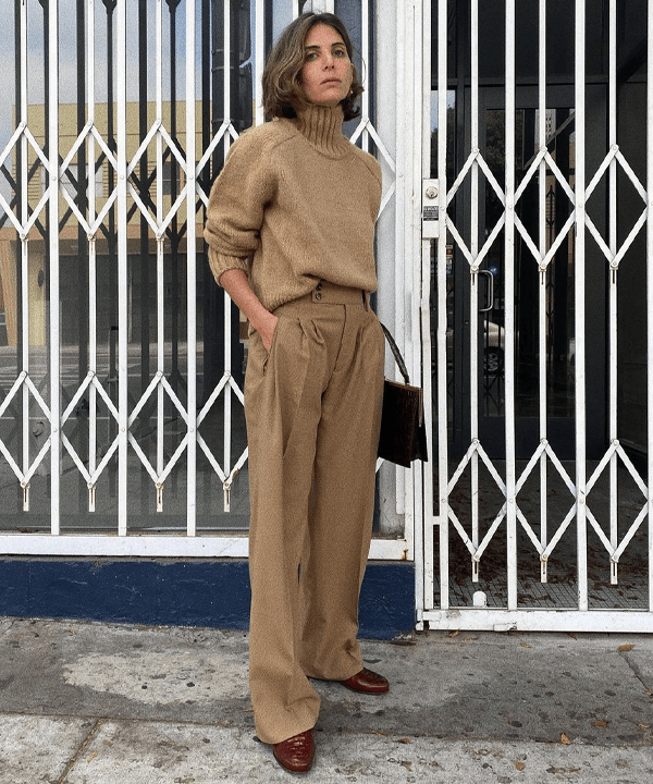 Jen Azoulay - looks confortáveis - looks básicos - outono - street style - https://stealthelook.com.br