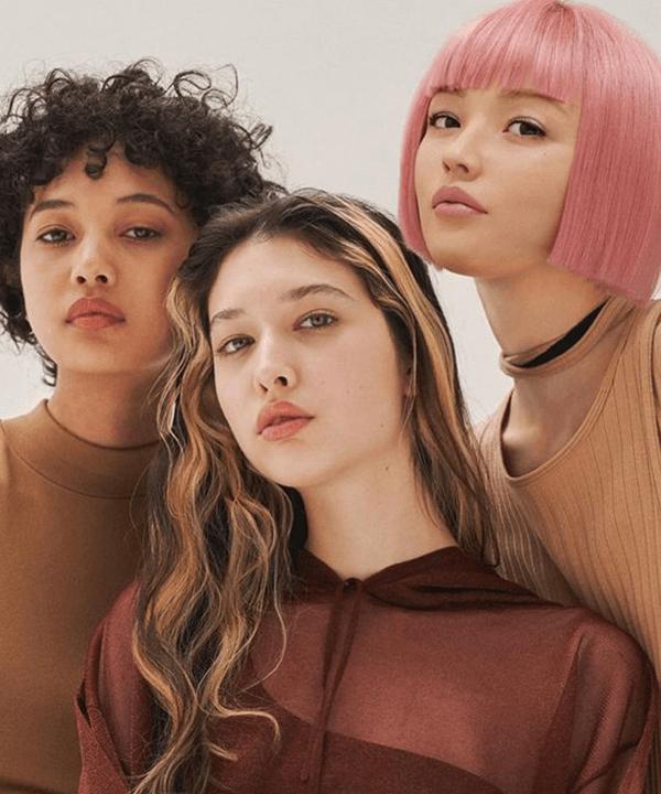 Fei Fei Sun, Sasha Luss, Vanessa Moody - cabelos diferentes - lavar o cabelo - outono - brasil - https://stealthelook.com.br