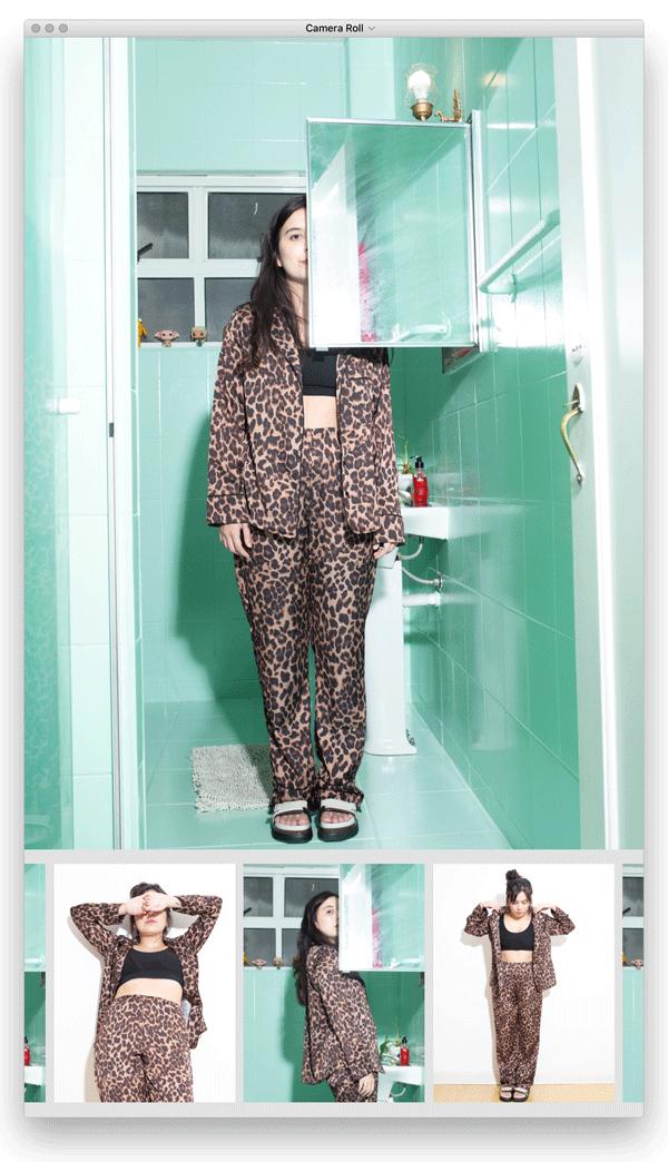 Isadora Diogenes - pijama - lingerie - outono - em-casa - https://stealthelook.com.br