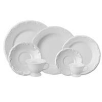 Aparelho de Jantar Chá Café Schmidt Porcelana Pomerode 42 Peças