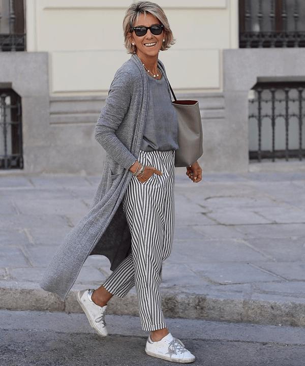 Margarita Argüelles - looks minimalistas - looks básicos - outono - street style - https://stealthelook.com.br