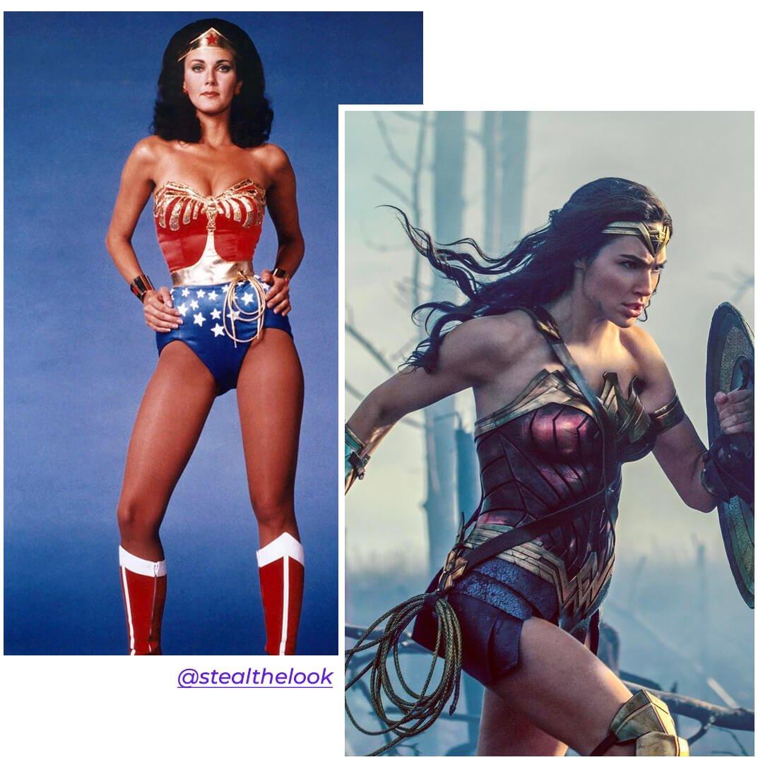 It girls - Wonder Woman - Mulheres no cinema - Verão - Red Carpet - https://stealthelook.com.br
