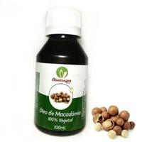 Óleo vegetal de Macadâmia