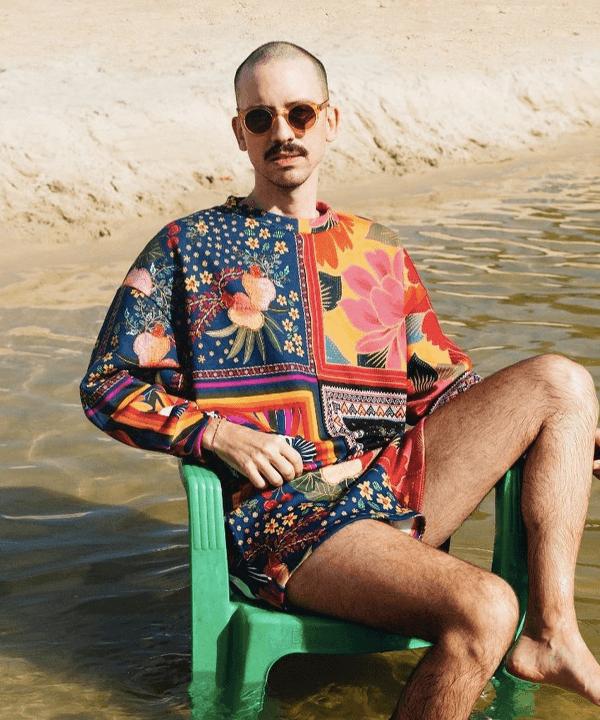 Pedro Brandao - pessoas mais estilosas - farm - outono - street style - https://stealthelook.com.br